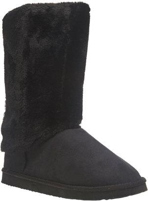 Wet Seal Faux Fur Lounge Boot