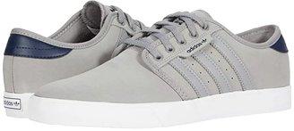 adidas Skateboarding Seeley (Chalk Solid Grey/Collegiate Navy/Footwear White 1) Men's Skate Shoes