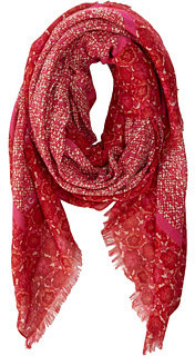 Marc by Marc Jacobs Marc by Marc Jacob Karoo And Floral Print Scarf Scarve