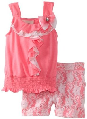 Little Lass Baby-Girls Newborn 2 Piec...