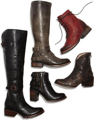 Freebird Quebec Tall Equestrian Boot, Black