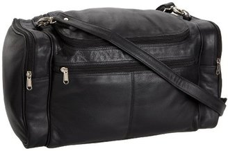 Leatherbay Mini Globe Trotter Duffel Bag