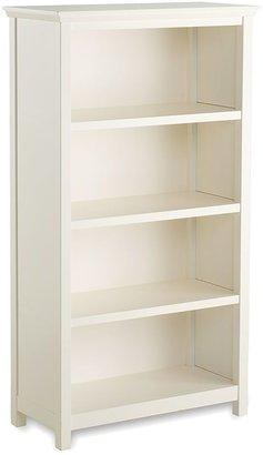 Pottery Barn Kids Cameron 4-Shelf Bookcase, White