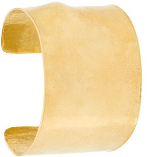 Wouters & Hendrix Gold 18kt yellow gold Signature cuff
