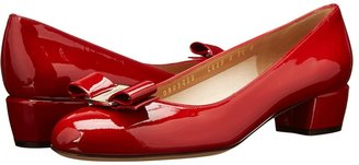 Salvatore Ferragamo - Vara 1 Women's 1-2 inch heel Shoes $550 thestylecure.com