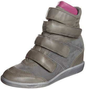 Zign Shoes Hightop trainers blue