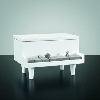 Umbra Piano Wood Jewelry Box