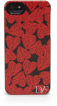 Diane von Furstenberg Free Hearts Hardcase for iPhone5