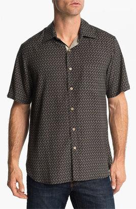 Nat Nast 'On Board' Silk Regular Fit Sport Shirt