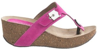 Cordani Arcadia Wedge Sandals - Suede (For Women)