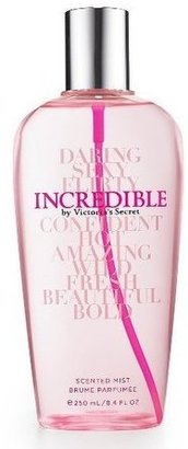 Victoria Secret Sexy Incredible Scented Body Mist $25 thestylecure.com