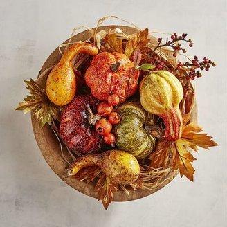 Faux Gourd Vase Filler