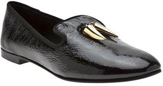 Giuseppe Zanotti Design horn tassel loafer