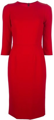 Dolce & Gabbana fitted dress