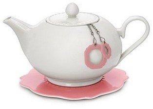 Salt&Pepper 'Dream' 1.2L Teapot with Trivet
