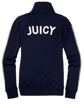 Juicy Couture Tricot Track Jacket