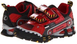 Geox Kids - Light Eclipse 13 (Toddler/Little Kid) (Red) - Footwear