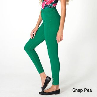 American Apparel Four-Way Stretch High-Waist Side Zipper Pant $57.99 thestylecure.com