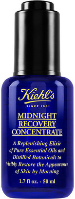 Kiehl's Since 1851 Women's Midnight Recovery Concentrate - Large $72 thestylecure.com