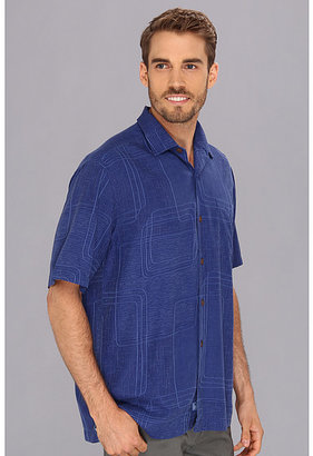 Tommy Bahama Island Geo Shirt Camp Shirt