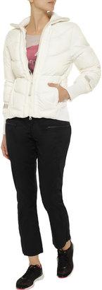 adidas by Stella McCartney Golf stretch-cotton twill skinny pants