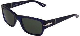 Persol PO3021S (Blue/Crystal Grey) - Eyewear