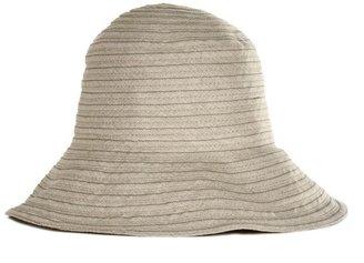 ARTH Capeline Sun Hat in Straw