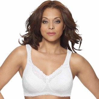 Playtex Plus Size Playtex Bra: 18 Hour Comfort Lace Full-Figure Bra 4088 - Women's
