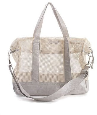 Martin Margiela Ligne 6 Net Duffle Bag