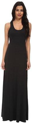 Alternative - Racerback Maxi Dress Women's Dress $68 thestylecure.com