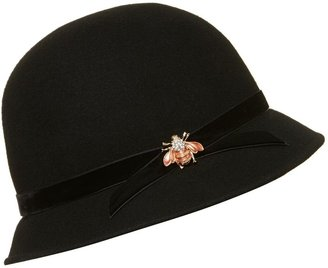 House of Fraser Dickins & Jones Cloche with embellishment