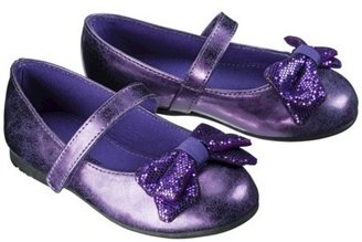 Toddler Girl's Cherokee® Darly Ballet Flat - Purple