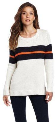 525 America Women's Isabella Chest Stripe Sweater