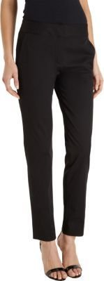 Proenza Schouler Straight Cropped Trousers