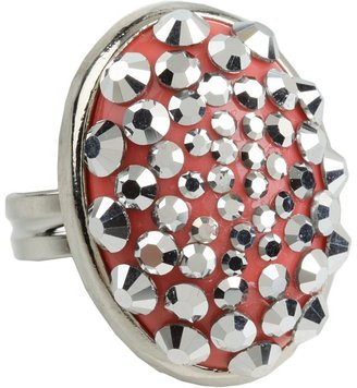 Tarina Tarantino Strange Delight Mini Disco Mod Ring