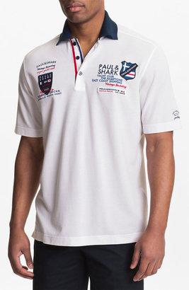 Paul & Shark Classic Fit Polo