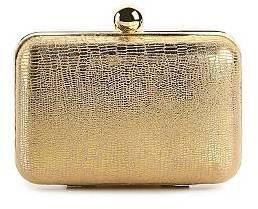 Townsend Lulu Shimmer Box Clutch