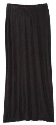 Liz Lange for Target® Maternity Maxi Skirt - Black