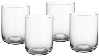 Villeroy & Boch Purismo Water Tumbler, Set of 4