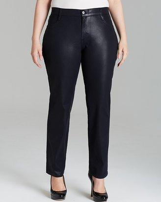 James Jeans Plus Twiggy Z Coated Skinny Jeans