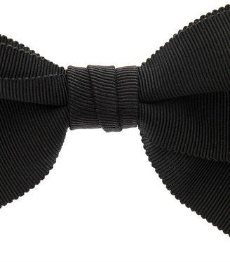 Saint Laurent Grosgrain bow tie