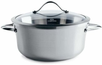 Calphalon Contemporary Stainless Steel 6.5qt Covered Soup Pot by