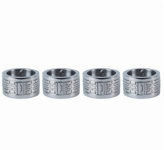 Lauren Ralph Lauren Watchband Napkin Rings