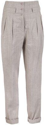 Lilith Striped trousers