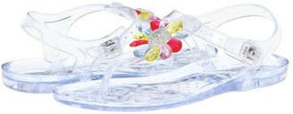 Kenneth Cole Reaction Call the Jelly (Little Kid/Big Kid) (Clear) - Footwear