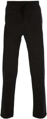 Lanvin jogging trousers