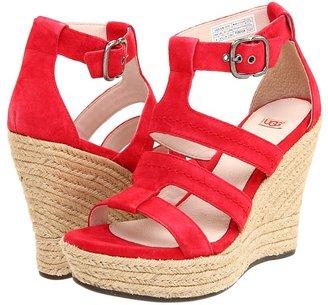 UGG Lauri (Lipstick) - Footwear