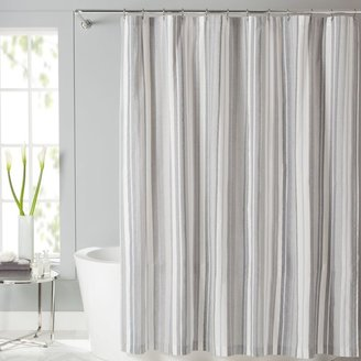 Bed Bath & Beyond Lancaster 72-Inch x 72-Inch Fabric Shower Curtain