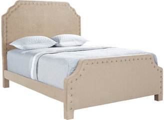 Rooms To Go Baylee Cream 3 Pc King Bed