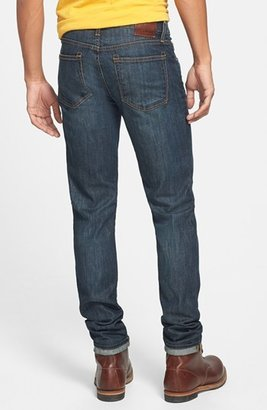 J Brand Skinny Fit Selvedge Jeans (Theorem)